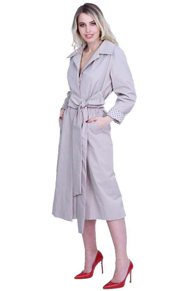 Office - Casual coat cotton grey
