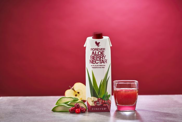 Forever Aloe Vera Berry Nectar drink for Immunity