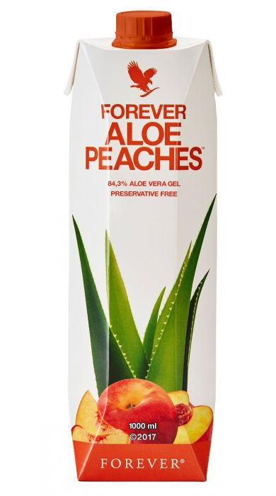 Forever Aloe Peaches Tripack Aloe Vera drink for Immunity