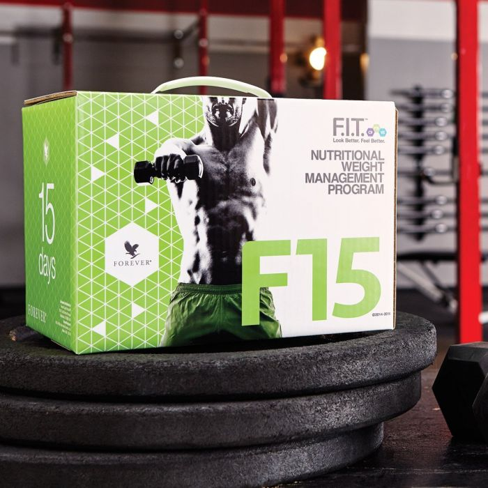 F15 Weight Management Program VANILLA LITE ULTRA