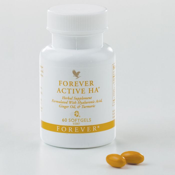FOREVER ACTIVE HA with Hialuronic Acid for Skin and Articulations