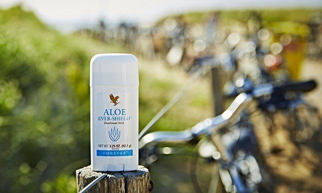 ALOE EVER-SHIELD® Deodorant Stick contains no harsh aluminum salts