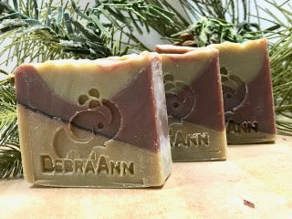 Butter Clay Soap; Cedarwood