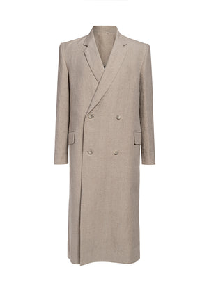 Terrace A Fine Irish Linen Coat
