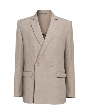 Committee A Fine Irish Linen Jacket