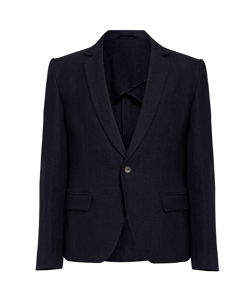 Club A Fine Irish Linen Blazer