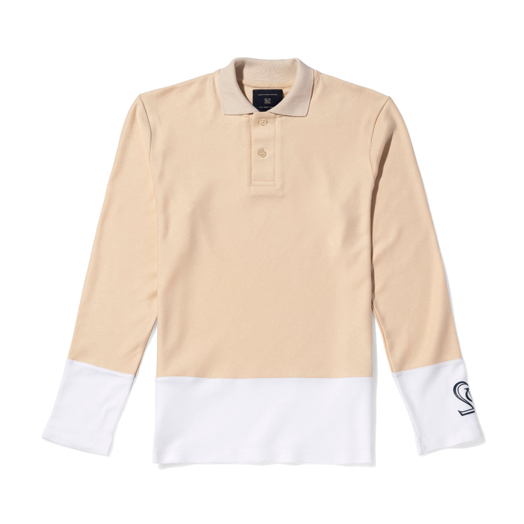 Mackie A Fine Cotton Interlock Rugby Shirt