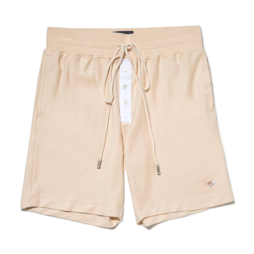 1892 Fine Loopback Cotton Shorts