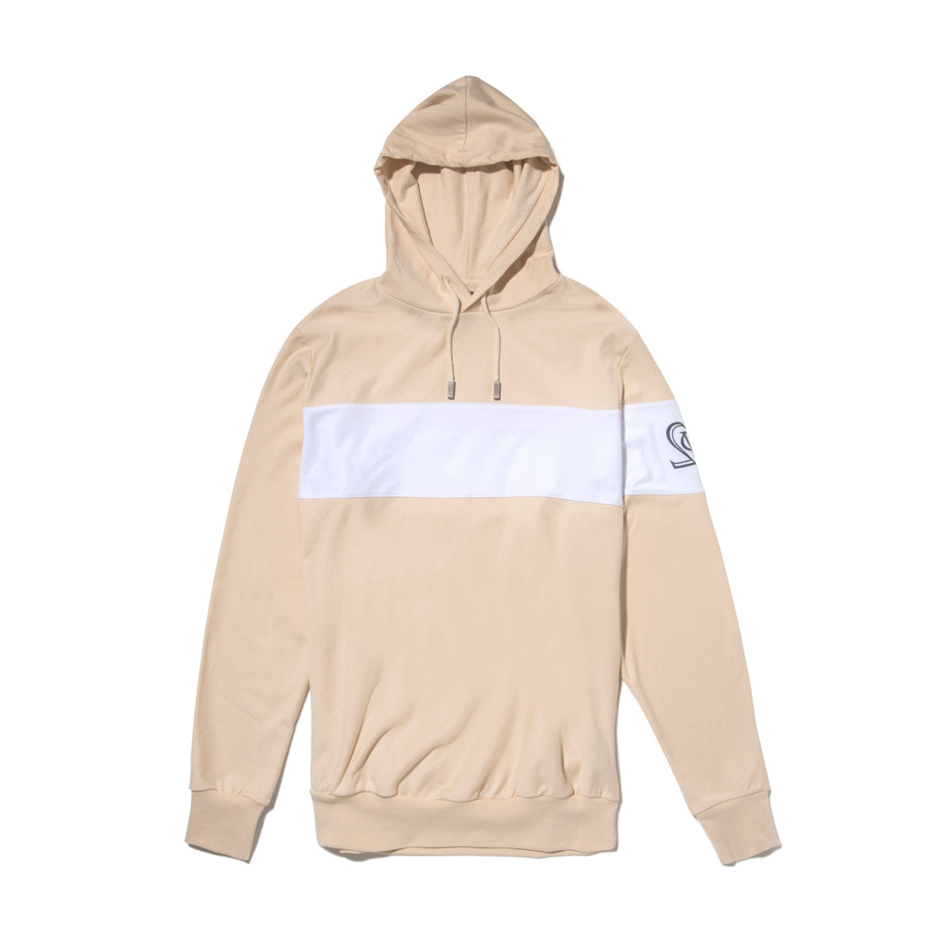 Haddon A Fine Loopback Cotton Hoodie