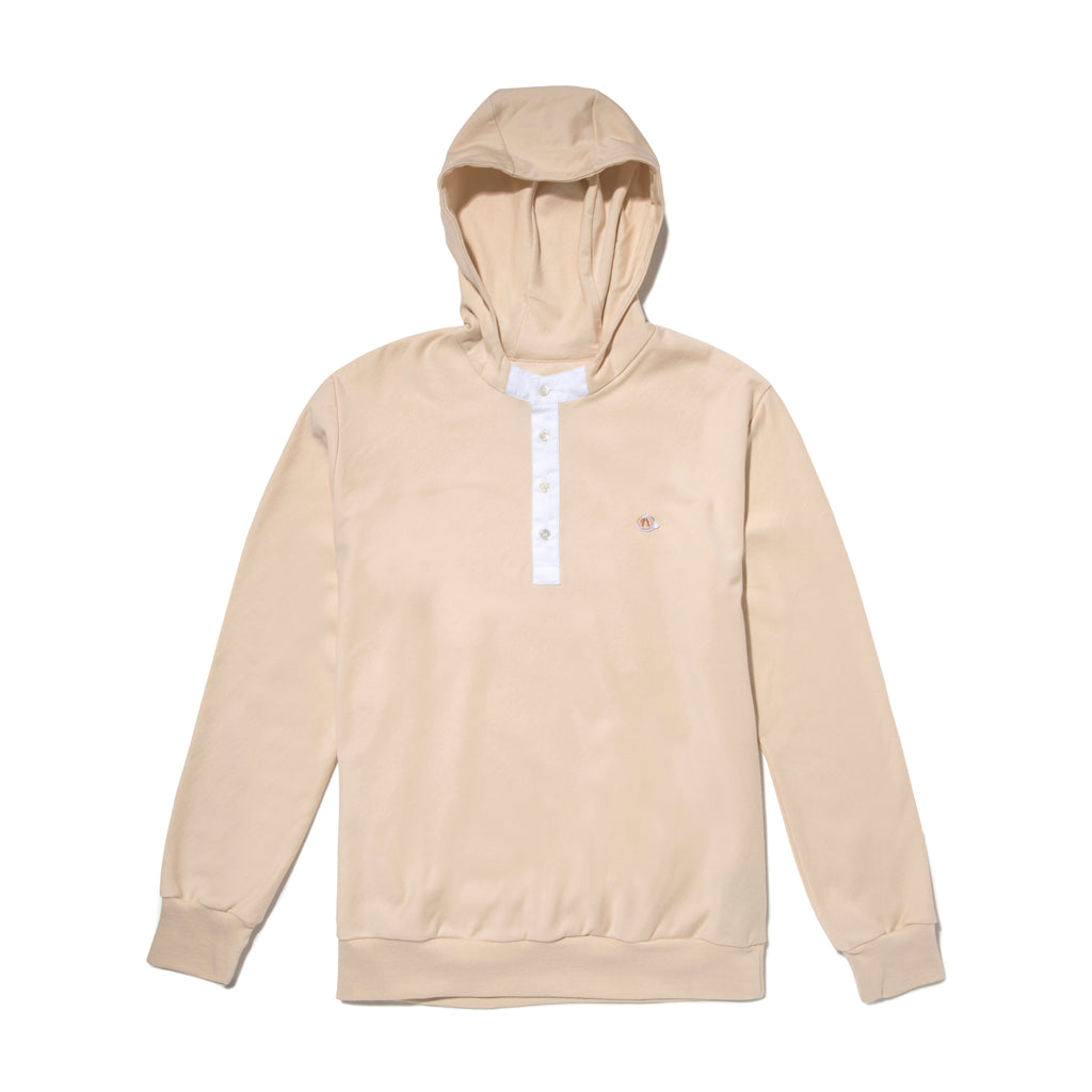 1892 A Fine Loopback Cotton Hoodie