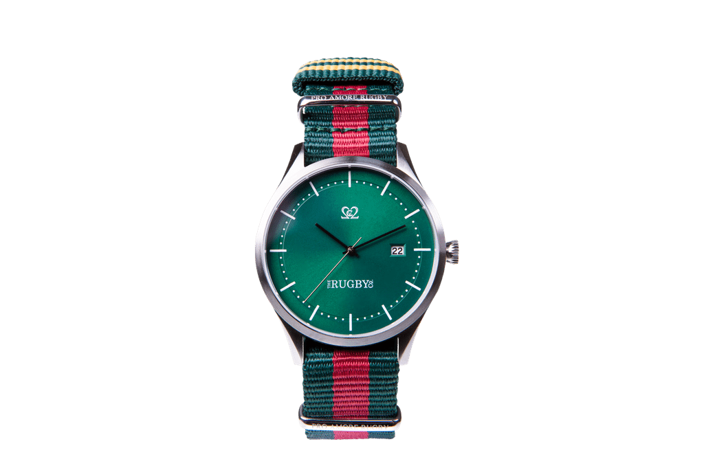 Adelaide Quartz Green Watch