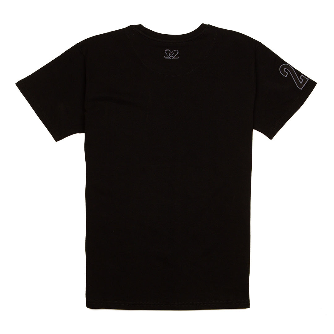 1823 Felt Aplique Organic Cotton Tee