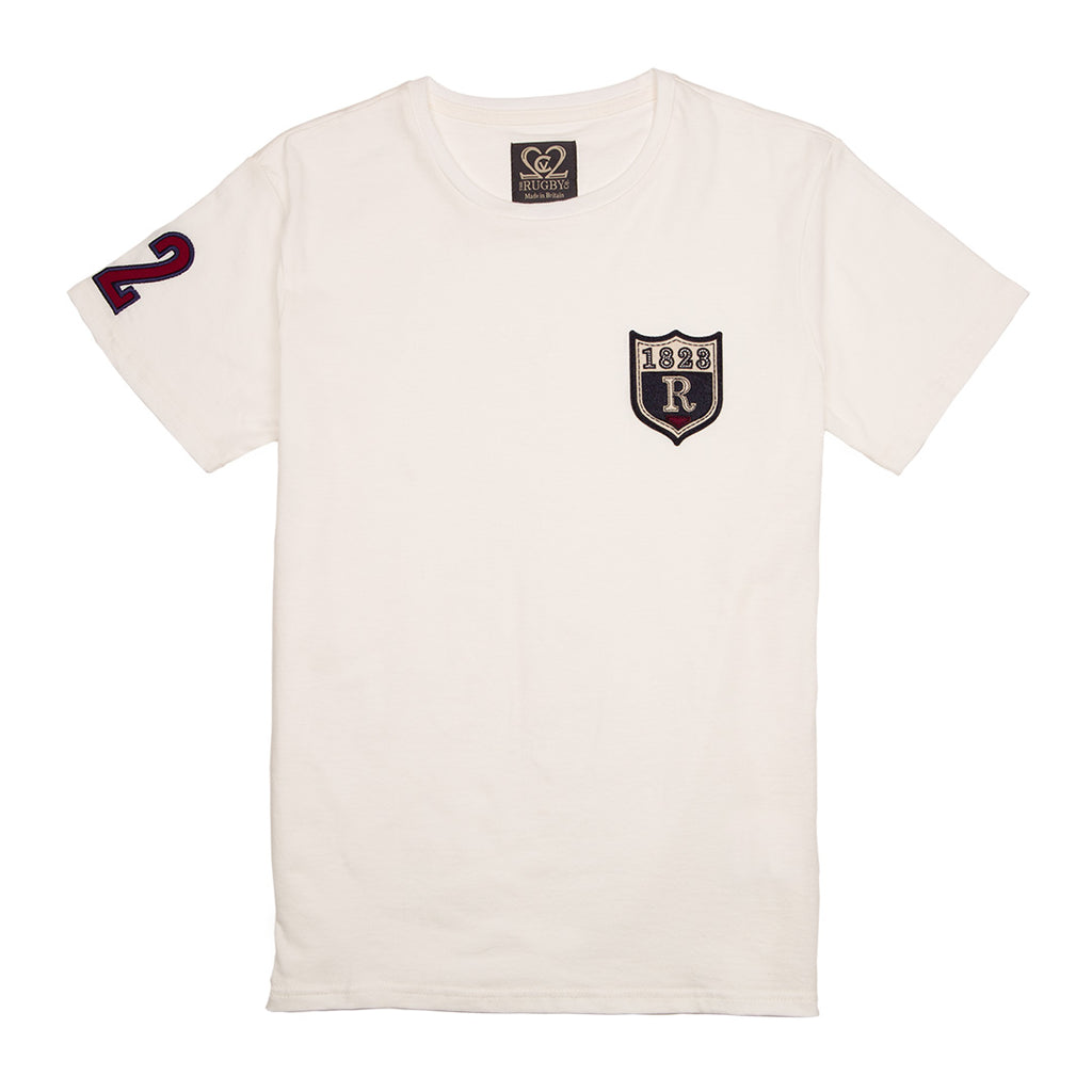 1823 Felt Applique Organic Cotton Tee