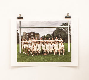 TEAM - 875 x 640mm -  Giclée print - 1 of 5