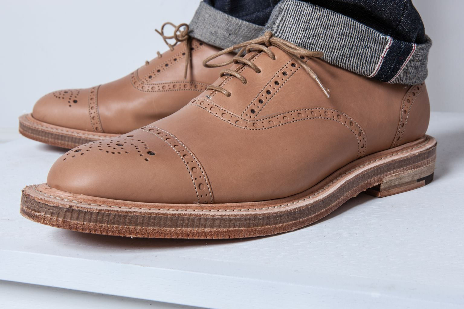 The Poulton Brogue