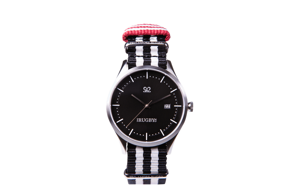 Adelaide Quartz Black Watch