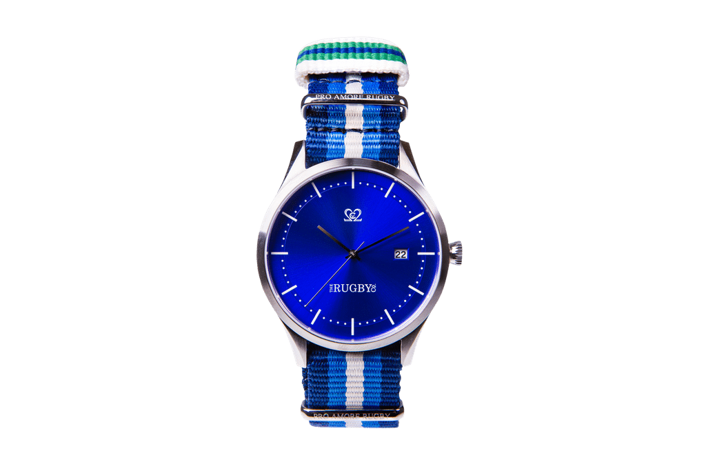 Adelaide Quartz Blue Watch