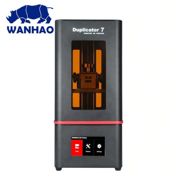 Duplicator 7 PLUS v2 UV 405Nm ULTRA HAUTE RESOLUTION - wanhao