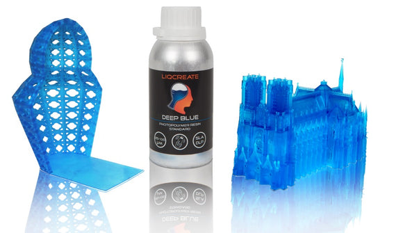 LIQCREATE Deep Blue 1L - wanhao france
