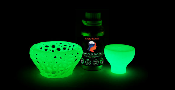 LIQCREATE Hazard Glow 250ml - wanhao france