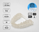 MONOCURE 3D RAPID DENTAL MODEL CLEAR ( TRANSPARENT ) 1,25L