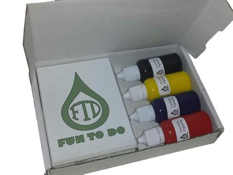 Set de pigments - wanhao