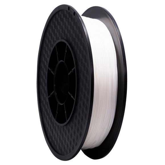TPU flexible Blanc 95A Premium Wanhao - 1.75mm, 0.5 Kg