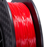 TPU flexible Rouge 95A Premium Wanhao - 1.75mm, 0.5 Kg