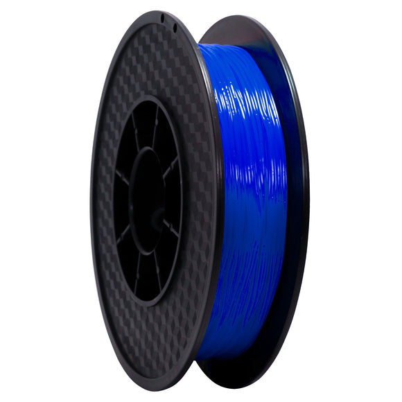 TPU flexible Bleu 95A Premium Wanhao - 1.75mm, 0.5 Kg