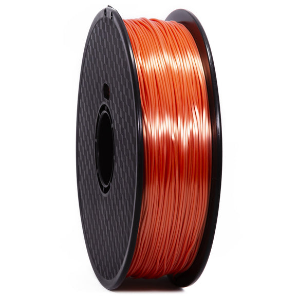 PLA Silk Orange Premium Wanhao - 1.75mm, 1 Kg