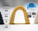 MONOCURE 3D RAPID DENTAL MODEL BEIGE 1,25L