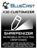 BlueCast Customizer - Sharpenizer pour X10 LCD / DLP.