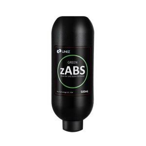 zABS GREEN (vert) 500 ml - wanhao france