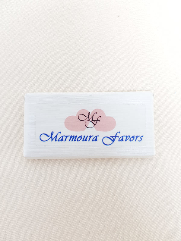 Company Name Customized Favors