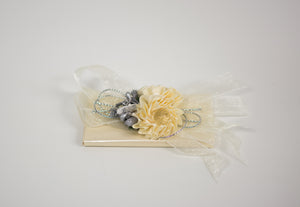 Bridal Chocolate Favor - Off White