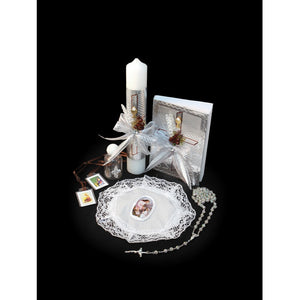 FIRST COMMUNION GIFT SET GIRL ENGLISH