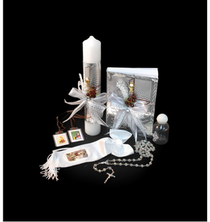 First Communion Gift Set- Boy (ENGLISH)