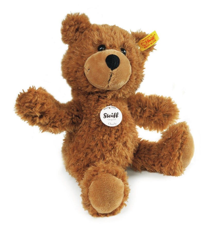 Steiff Charly Dangling Teddy Bear Brown