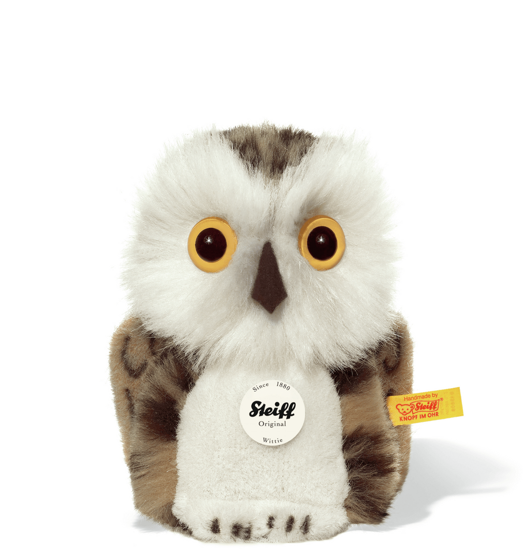 Steiff Whittie Owl