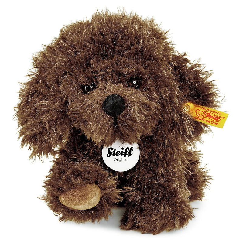 Steiff Little Timmy Puppy Brown