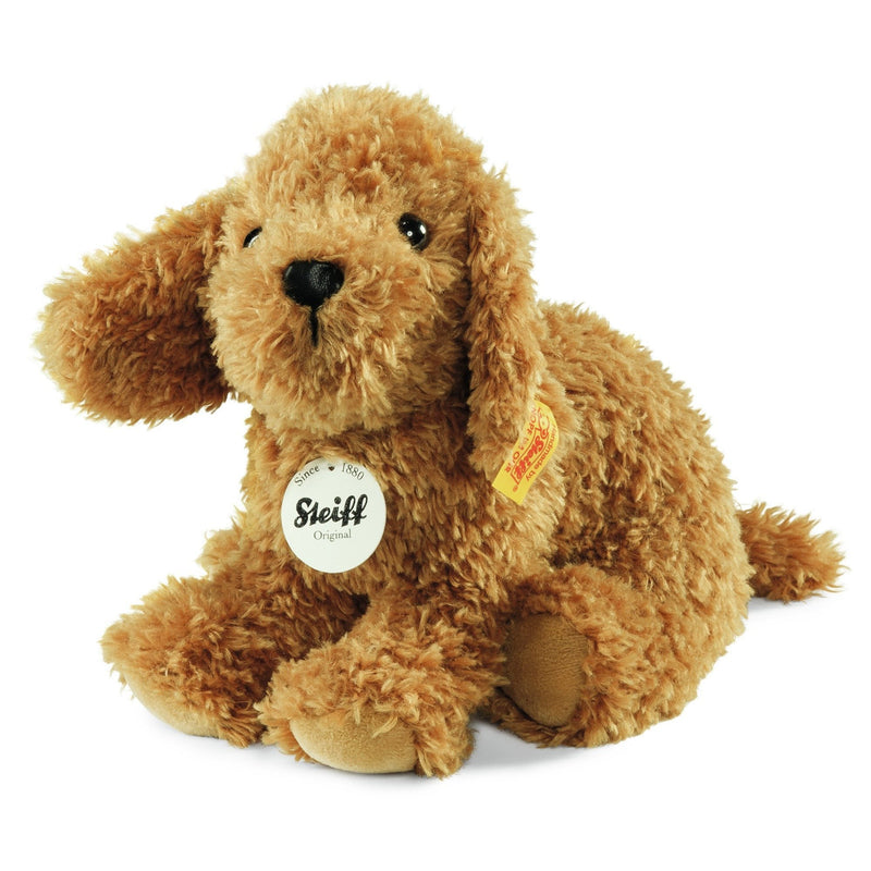 Steiff Little Bonny Puppy Golden Brown