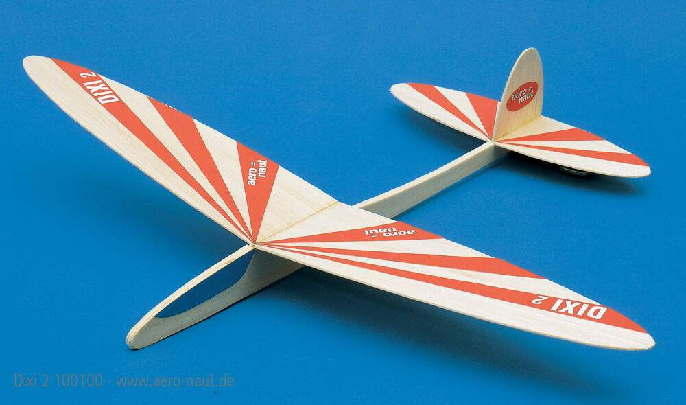 aero-naut Dixi 2 Aircraft Model - Da Da Kinder Store Singapore