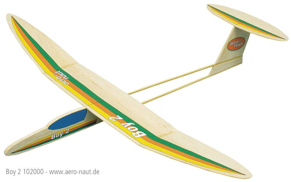 Aero-naut Boy 2 Aircraft Model - Da Da Kinder Store Singapore