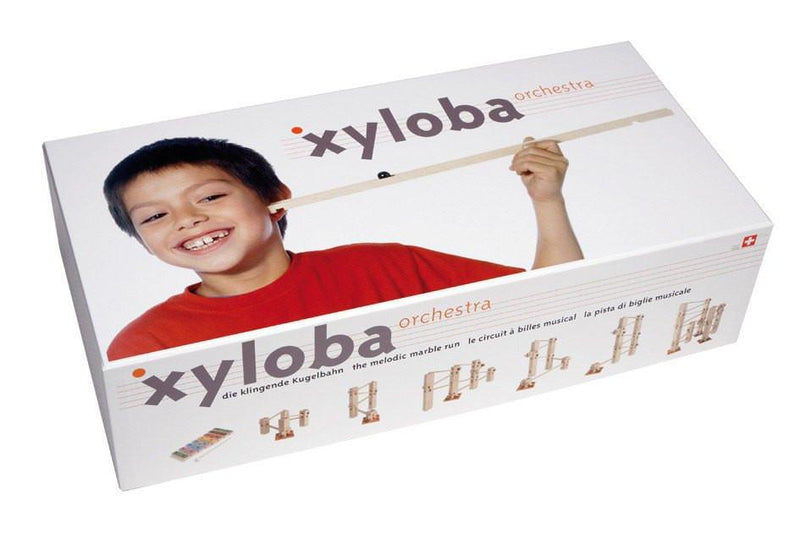 Xyloba Marble Run ~ Orchestra, 96 components