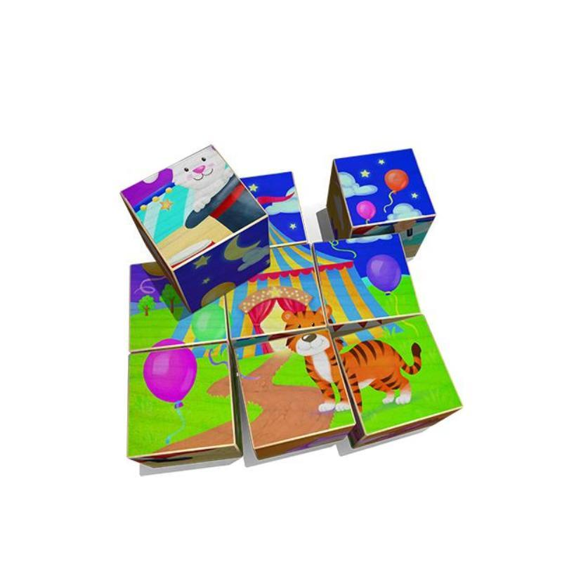 Weizenkorn Cube Puzzle Circus