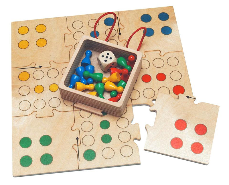 Weizenkorn Pocket Game Ludo