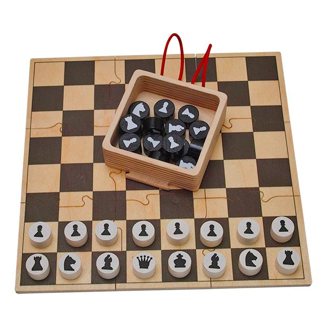 Weizenkorn Pocket Game Chess