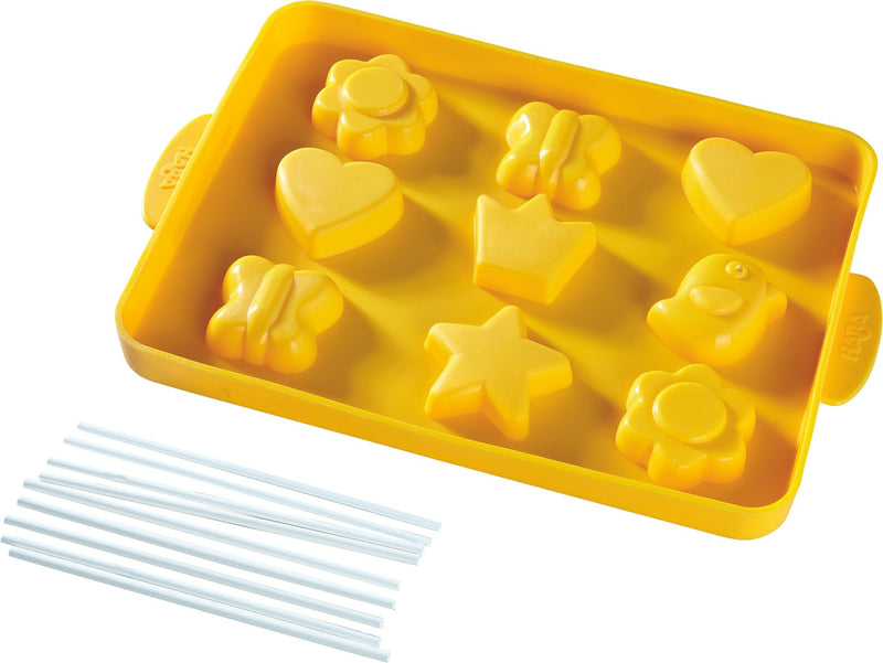 HABA Silicone Baking Mould Cake Pops Heart's Desire