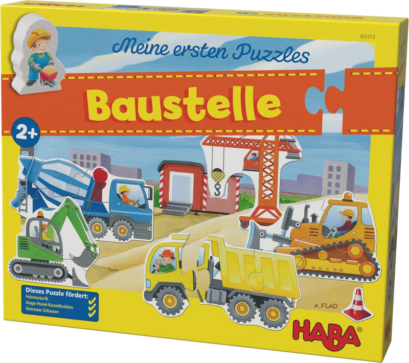 HABA My First Puzzles – Construction