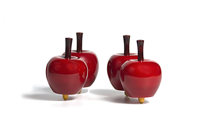 londji Apple Spinning Top | Da Da Kinder Store